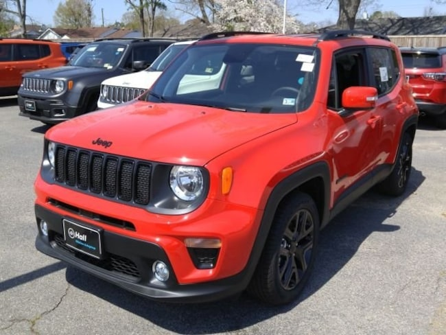 New 2019 Jeep Renegade ALTITUDE 4X2 Sport Utility for sale in Virginia Beach
