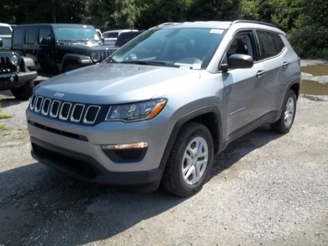 New 2018 Jeep Compass SPORT FWD Sport Utility for sale in Virginia Beach