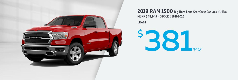 New Vehicle Specials | Hall Chrysler Dodge Jeep RAM Virginia Beach