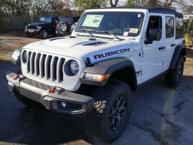 new 2019 jeep wrangler unlimited rubicon 4x4 for sale in. Black Bedroom Furniture Sets. Home Design Ideas