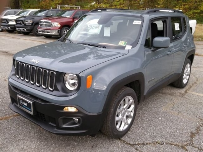 New 2018 Jeep Renegade LATITUDE 4X2 Sport Utility for sale in Virginia Beach