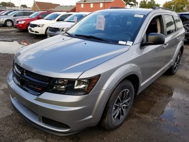 New 2018 Dodge Journey SE Sport Utility for sale in Virginia Beach