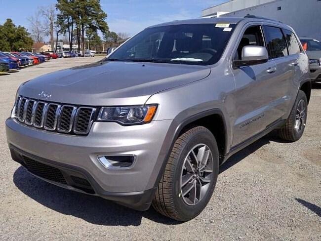 New 2019 Jeep Grand Cherokee LAREDO E 4X2 Sport Utility for sale in Virginia Beach
