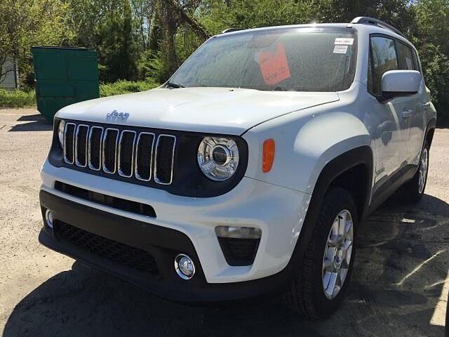 New Jeep Renegade >> New 2019 Jeep Renegade Latitude 4x4 For Sale In Virginia Beach Va Vin Zacnjbbb3kpk00930 Norfolk Va