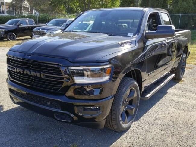 New 2019 Ram 1500 BIG HORN / LONE STAR QUAD CAB 4X2 6'4 BOX Quad Cab for sale in Virginia Beach