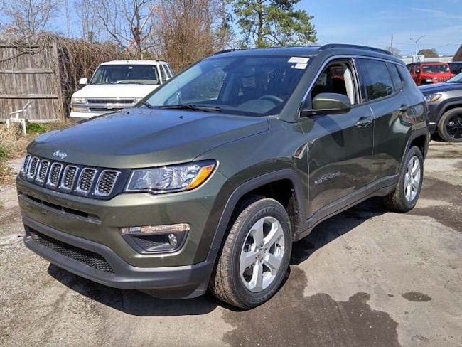 New 2019 Jeep Compass LATITUDE 4X4 Sport Utility for sale in Virginia Beach
