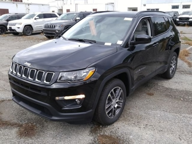 New 2019 Jeep Compass SUN & WHEEL FWD Sport Utility for sale in Virginia Beach
