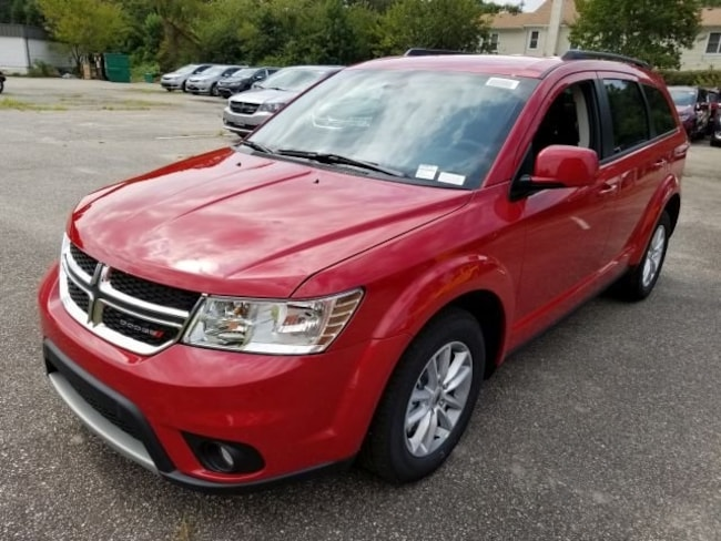 New 2018 Dodge Journey SXT Sport Utility for sale in Virginia Beach