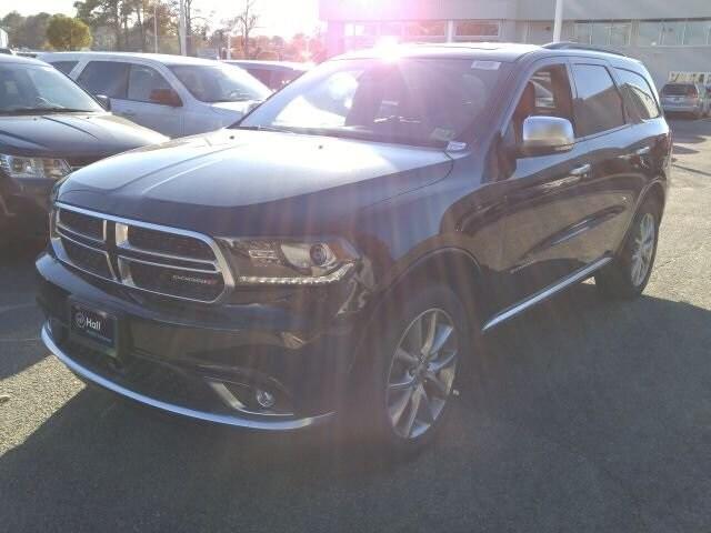 Dodge Durango Citadel >> New 2019 Dodge Durango Citadel Anodized Platinum Awd For Sale In Virginia Beach Va Vin 1c4sdjet8kc582453 Norfolk Va