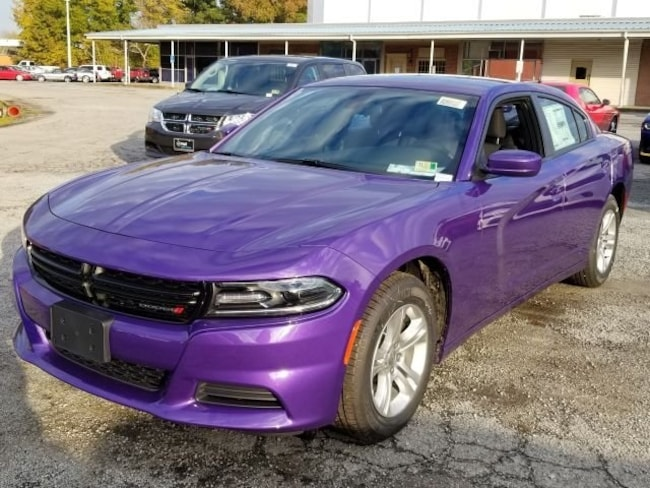 New 2019 Dodge Charger SXT RWD Sedan for sale in Virginia Beach