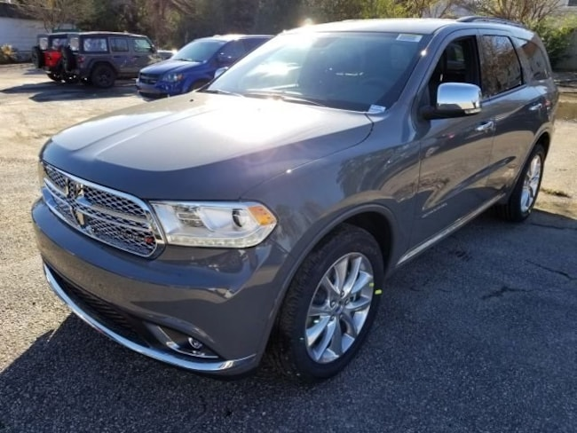 New 2019 Dodge Durango CITADEL RWD Sport Utility for sale in Virginia Beach