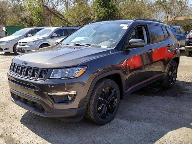 New 2019 Jeep Compass ALTITUDE FWD Sport Utility for sale in Virginia Beach