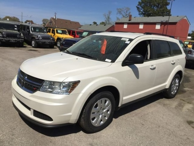 New 2019 Dodge Journey SE VALUE PACKAGE Sport Utility for sale in Virginia Beach