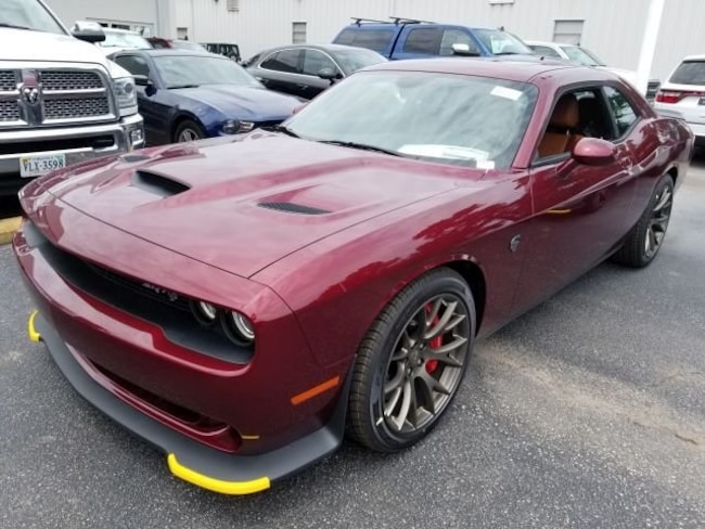 Dodge Hellcat For Sale >> New 2018 Dodge Challenger Srt Hellcat For Sale In Virginia