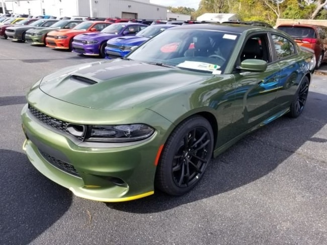 New 2019 Dodge Charger SCAT PACK RWD Sedan for sale in Virginia Beach