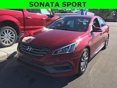 2015 Hyundai Sonata Sport Sedan