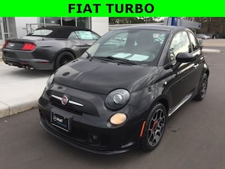 2013 FIAT 500 Turbo Hatchback