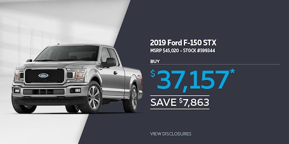 New & Used Ford Models | Ford Dealer Near Me