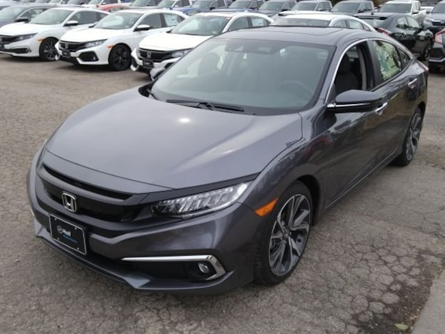 2019 Honda Civic Touring Sedan