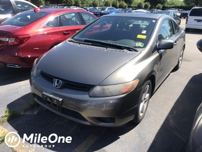Used 2006 Honda Civic EX Coupe in Virginia Beach