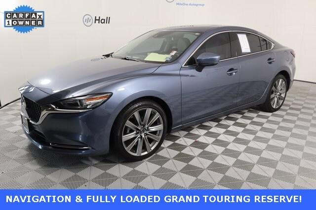 2018 Mazda Mazda6 Grand Touring Reserve Sedan