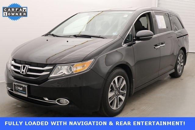 2017 Honda Odyssey Touring Minivan/Van