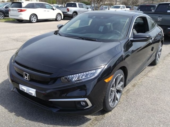 2019 Honda Civic Touring Coupe