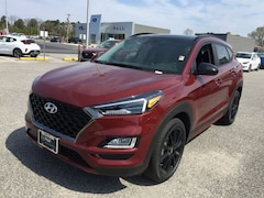 2019 Hyundai Tucson Night Wagon