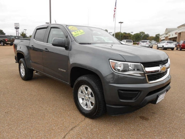 2017 Chevrolet Colorado WT Crew Cab