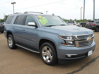Used 2016 Chevrolet Tahoe For Sale at Hallmark Ford | VIN