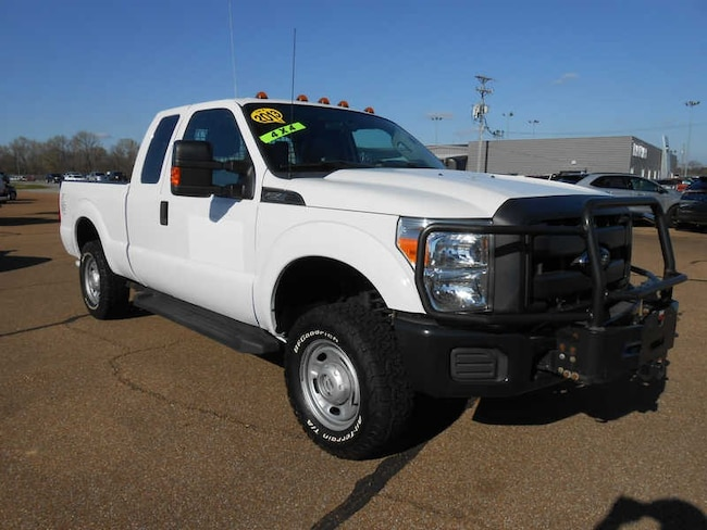 2013 Ford F-250 XL Extended Cab Truck