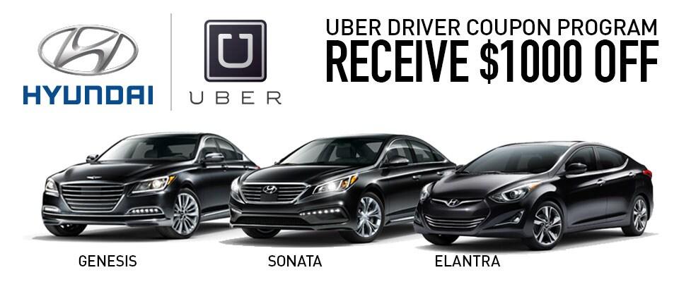 Hyundai uber coupon
