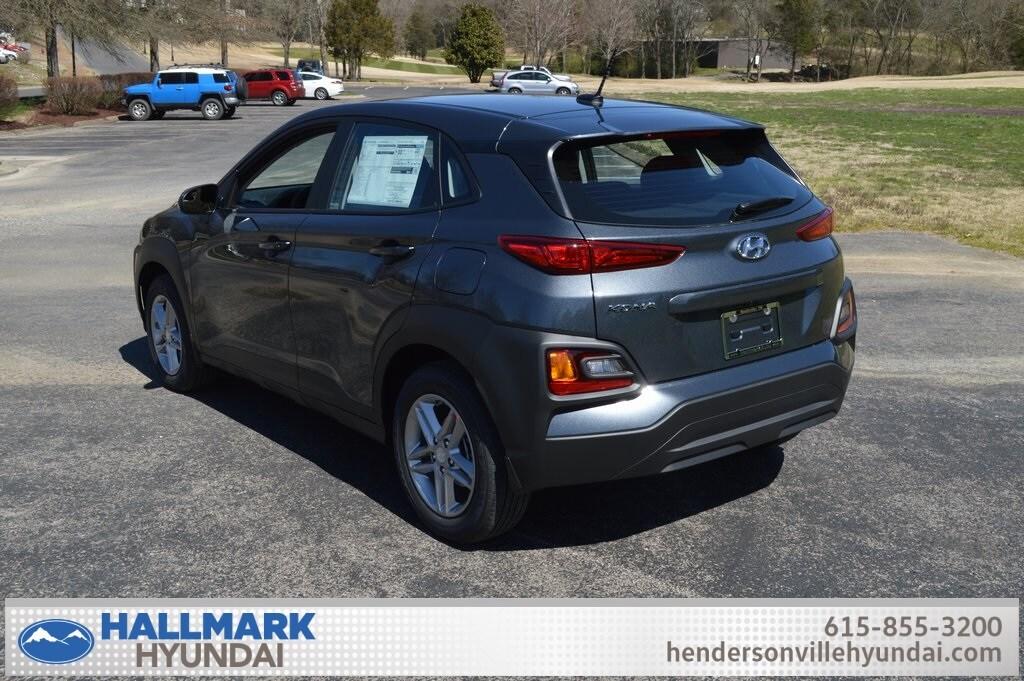 New 2019 Hyundai KonaH90309 For Sale | Hendersonville TN