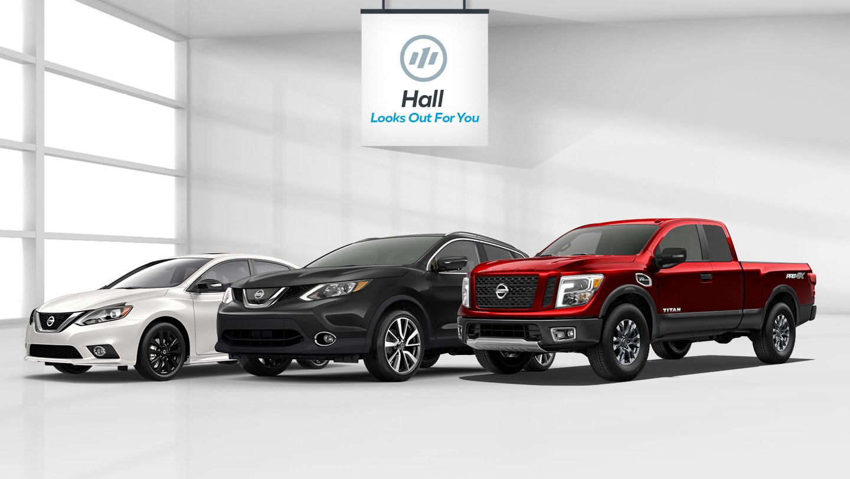 About Hall Nissan Chesapeake | Nissan Dealer Near Me