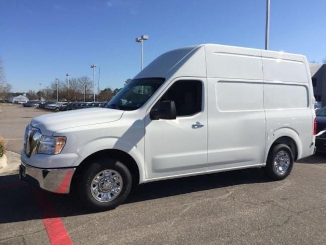2019 Nissan NV2500 HD SL Cargo Van