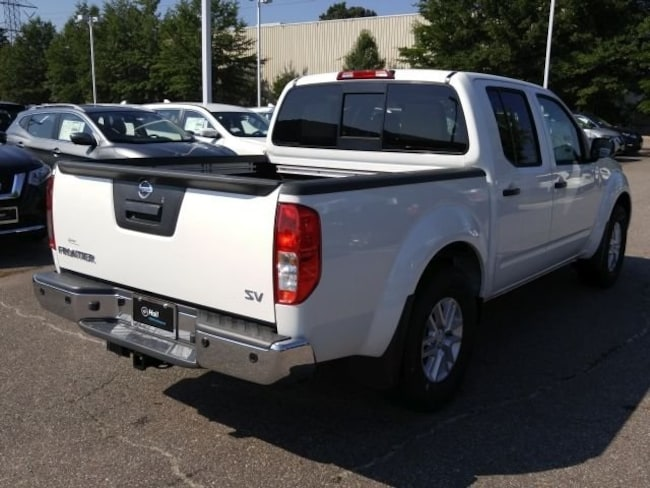 New 2019 Nissan Frontier For Sale at Hall Nissan Virginia ...