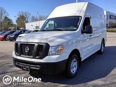 2019 Nissan NV2500 HD SV Cargo Van