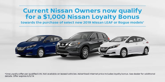New & Used Nissan Models | Nissan Dealer Near Me