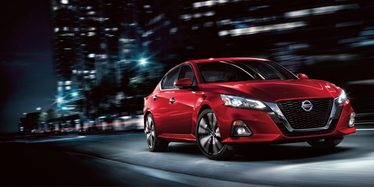 The 2019 Nissan Altima Debuts At New York Auto Show Hall Nissan