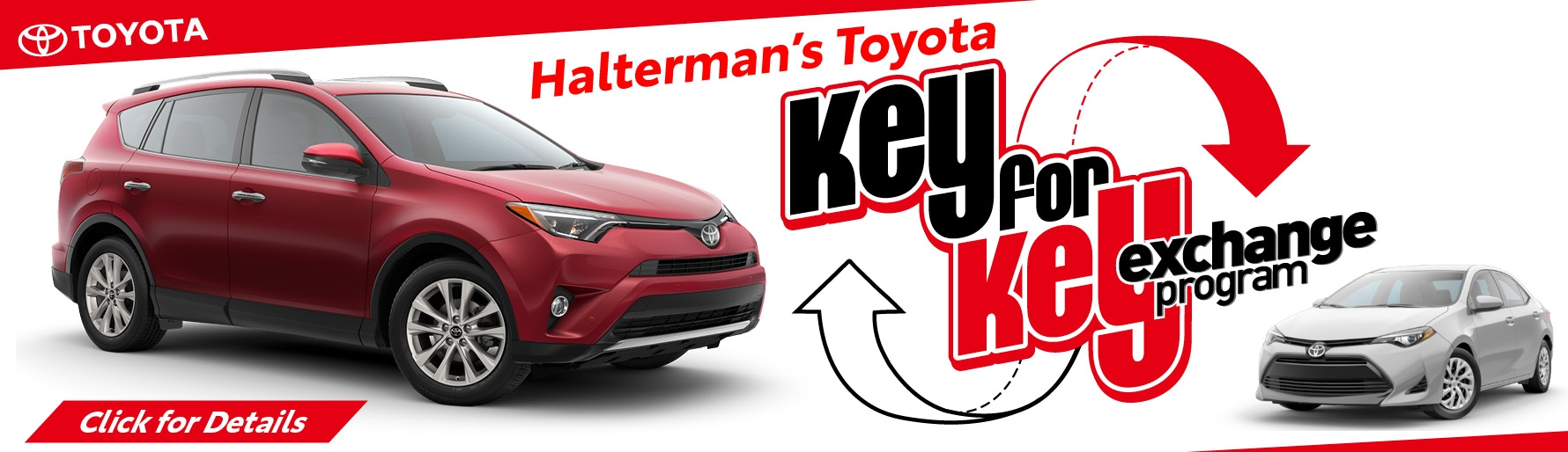 AMAZING SPECIALS At Haltermans Toyota In PA