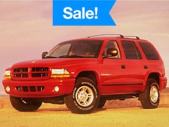 Used 1998 Dodge Durango SLT SUV under $10,000 for Sale in Clovis, NM