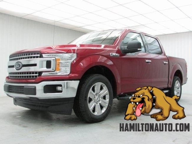 New 2018 Ford F-150 XLT Truck SuperCrew Cab for sale in Clovis, NM