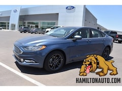 New 2018 Ford Fusion SE Sedan in Clovis, NM