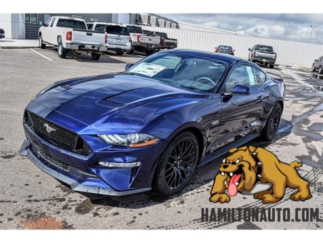 New 2019 Ford Mustang Coupe for sale in Clovis, NM
