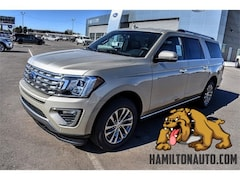 New 2018 Ford Expedition Max Limited SUV in Clovis, NM
