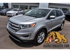 New 2018 Ford Edge SEL SUV in Clovis, NM