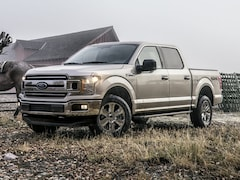 New 2019 Ford F-150 Lariat Truck SuperCab Styleside in Clovis, NM