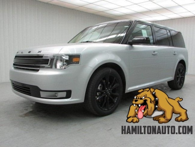 New 2018 Ford Flex SEL SUV for sale in Clovis, NM