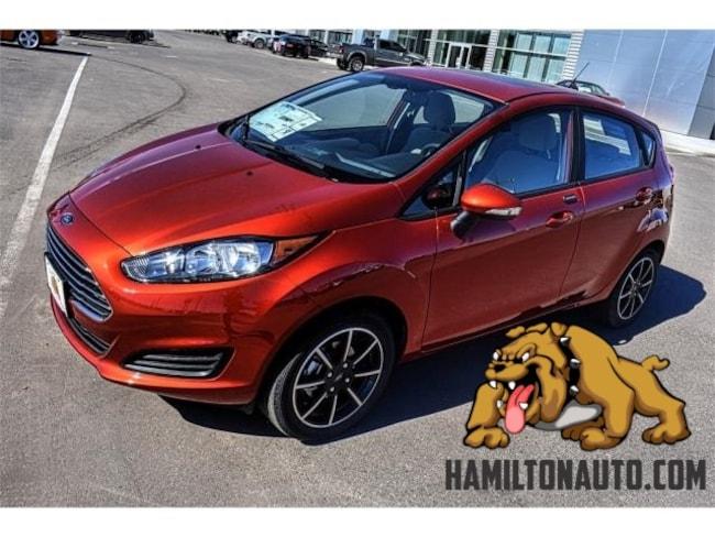 New 2019 Ford Fiesta SE Hatchback for sale in Clovis, NM