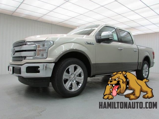 New 2018 Ford F-150 Truck SuperCrew Cab for sale in Clovis, NM